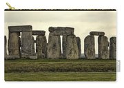 Stonehenge Monument Carry-all Pouch