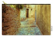 Stones And Walls Carry-all Pouch by Jasna Buncic