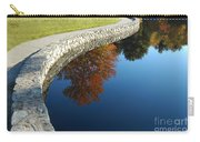 Stonewall And Autumn Reflections Carry-all Pouch