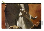 Stop In The Name Of God Carry-all Pouch