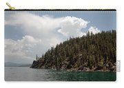 Storm Ahead Lake Tahoe Carry-all Pouch