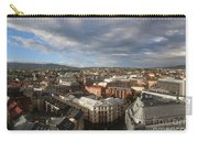 Storm Approaching Oslo Carry-all Pouch