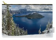 Storm Clearing At Discovery Point Carry-all Pouch