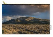 Storm Clearing Over Great Basin Carry-all Pouch
