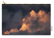 Storm Cloud Highlighted By Sun Carry-all Pouch
