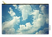 Storm Clouds - 2 Carry-all Pouch