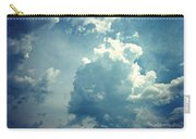 Storm Clouds - 4 Carry-all Pouch
