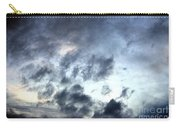 Storm Clouds At Dawn Carry-all Pouch