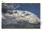 Storm Clouds Thunderhead Carry-all Pouch