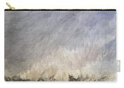 Storm In Life Carry-all Pouch