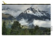 Storm  In The Tetons Carry-all Pouch