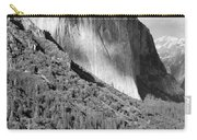 Storm Over El Capitan Carry-all Pouch
