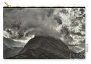 Storm Over Grinnell Carry-all Pouch