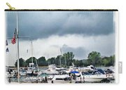 Storm Over Lake Erie Carry-all Pouch