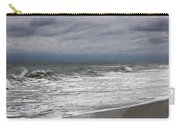 Stormy Day In Surfside Carry-all Pouch