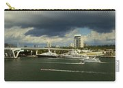 Stormy Fort Lauderdale Carry-all Pouch