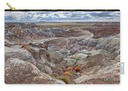 Stormy Morning At Petrified Forest  Carry-all Pouch