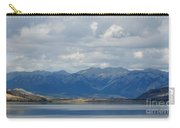 Stormy Skies In Jasper Carry-all Pouch