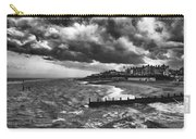 Stormy Southwold Carry-all Pouch