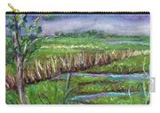 Stormy Wetlands Carry-all Pouch