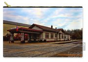 Stoughton Depot Carry-all Pouch