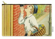 Stove Polish Trade Card Carry-all Pouch by Granger