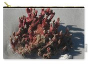 Stranded Coral Carry-all Pouch