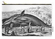 Stranded Whale, 1577 Carry-all Pouch