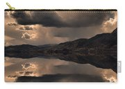 Strange Clouds Reflected Carry-all Pouch