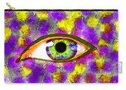 Strange Eye II Carry-all Pouch