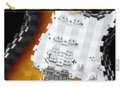 Classic Guitar Abstract 2 Carry-all Pouch