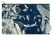 Stratus Cloud Formations Over Canary Carry-all Pouch by Nasa