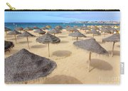 Straw Sunshades Carry-all Pouch