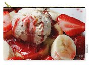 Strawberry Banana Shortcake 2 Carry-all Pouch