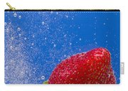 Strawberry Soda Dunk 4 Carry-all Pouch