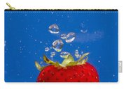 Strawberry Soda Dunk 6 Carry-all Pouch