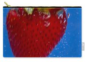 Strawberry Soda Dunk 7 Carry-all Pouch by John Brueske