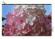 Strawberry Vanilla Hydrangea Carry-all Pouch