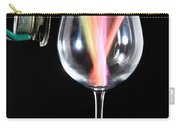 Straws In A Glass At Resonance Carry-all Pouch