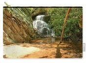 Stream To The Falls Carry-all Pouch