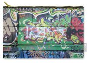 Street Graffiti - Tubs IIi Carry-all Pouch