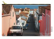 Street In Lagoa - Azores Carry-all Pouch