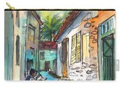 Street Life In Nicosia Carry-all Pouch