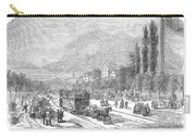 Street Railway, 1853 Carry-all Pouch