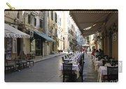 Street Restaurant Carry-all Pouch