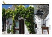 Street Scene In Alberobello Carry-all Pouch