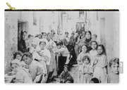 Street Scene In Athens Greece - C 1919 Carry-all Pouch
