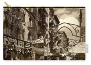 Streets Of Little Italy Carry-all Pouch