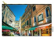 Streets Of Venice Carry-all Pouch