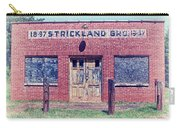 Strickland Grocery Carry-all Pouch